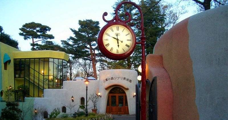 中国人観光人気スポット――三鷹ジブリ森の美術館