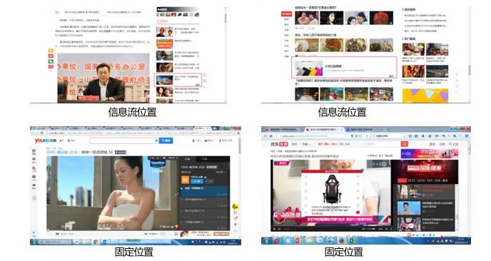 百意契約PCサイト広告表示イメージ