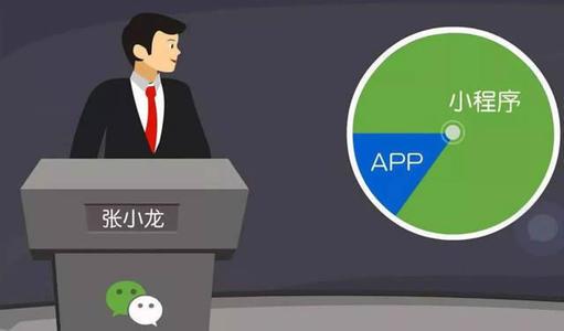WeChatミニプログラムがアプリを代わって成長している