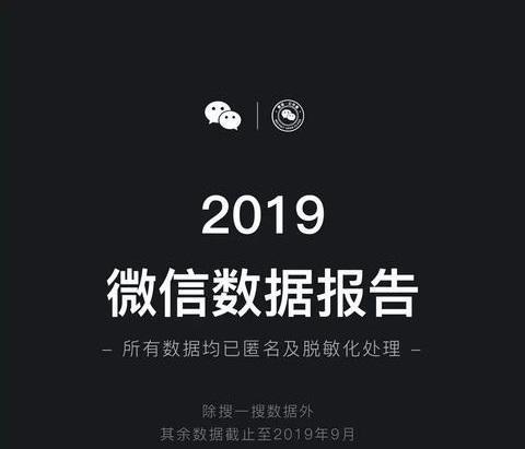 2019年中国WeChatデータレポート