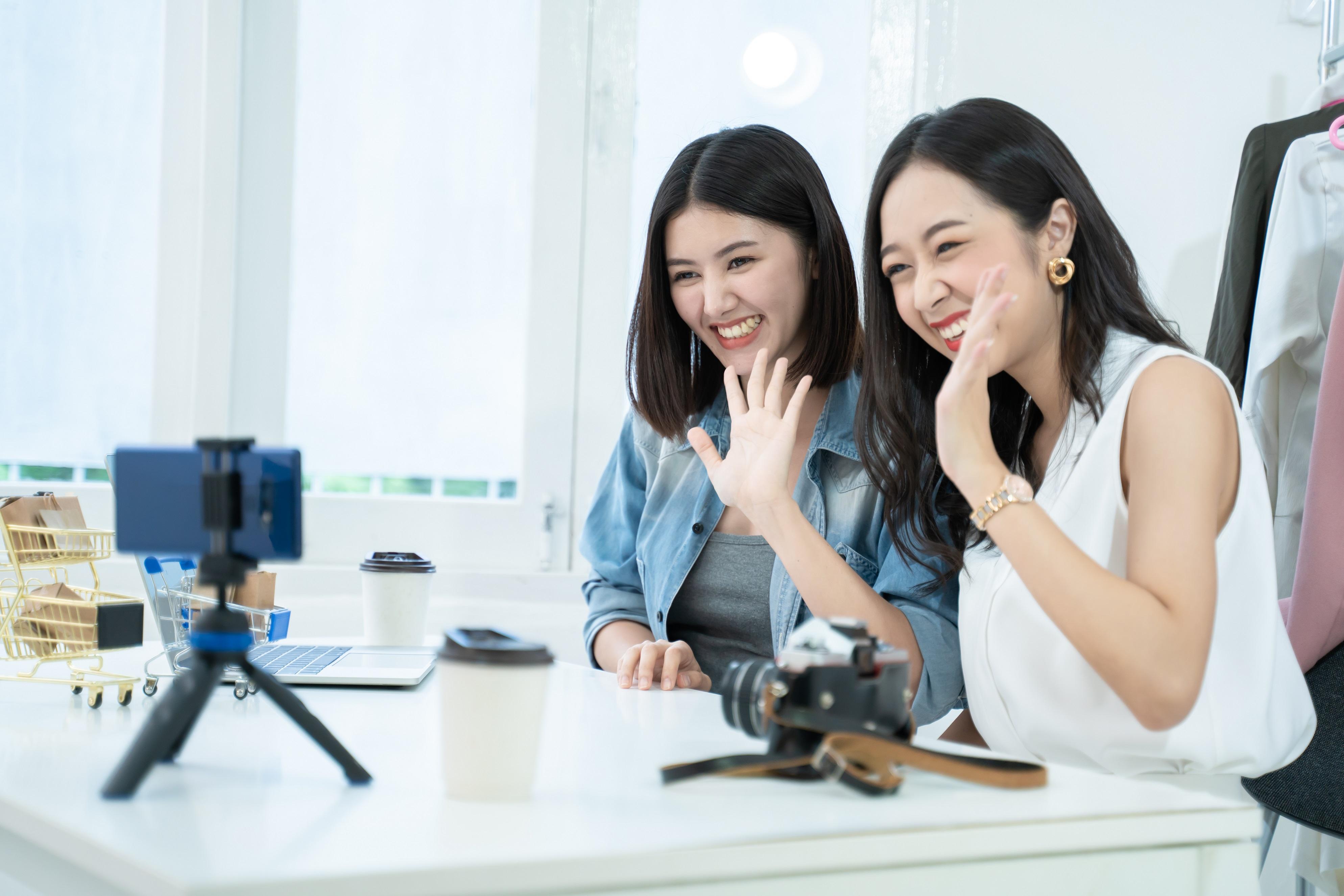 KOLなどは中国消費者の購入行為に影響を与えている